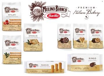 """Barilla Mulino Bianco"" Global Premium Bakery range"