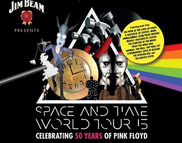 Space & Time World Tour 2015