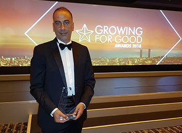 G Vincenti and Sons Sal is proud to have been awarded for the 4th year in a row
